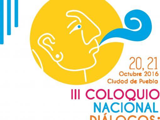 III Coloquio Nacional Diálogos