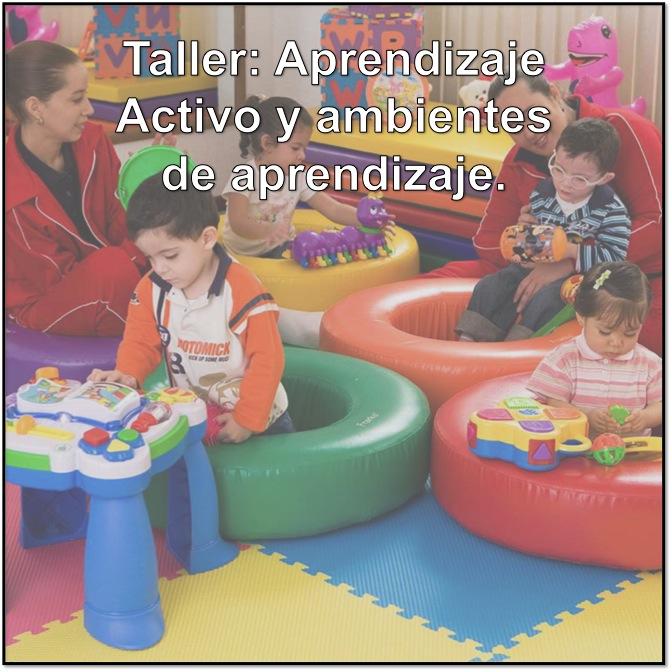 Aprendizaje activo y ambientes de aprendizaje